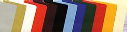 Plastic Cards Colours